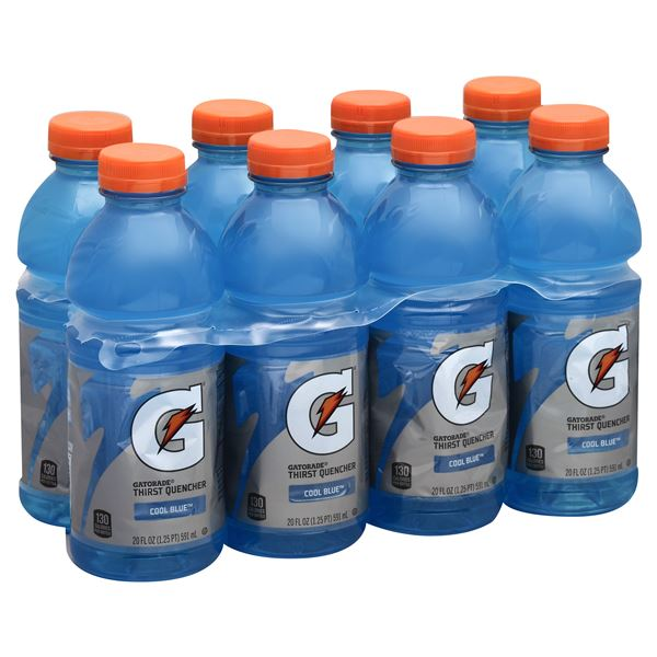 gatorade g series thirst quencher 02 perform cool blue. Black Bedroom Furniture Sets. Home Design Ideas