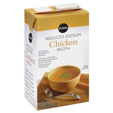 Instant Soup and Broth