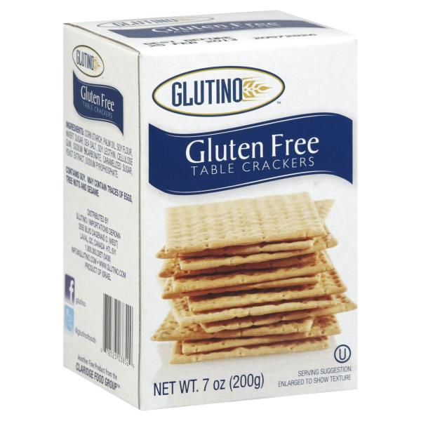 Glutino crackers table gluten free be my shopper for Table 52 gluten free