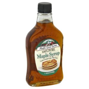 Maple Grove Farms Maple Syrup, 100% Pure