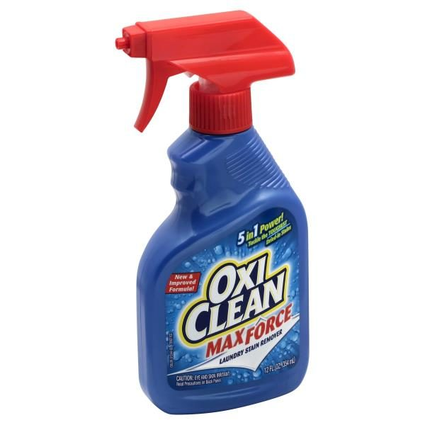 Oxi Clean Max Force Stain Remover, Laundry 1